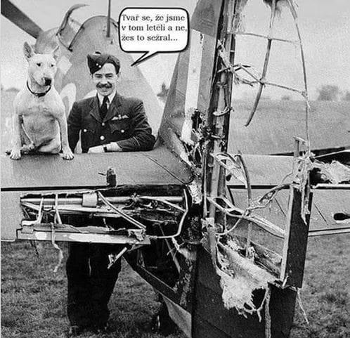 Něco pro naše piloty :-)
