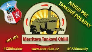 WarThunder Návod pre Tankové posádky a kam dávať body | Merritovo Tankové Chilli (1.diel )