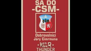 War Thunder nábor do klanu -CSM- Dobrovolníci Járy Cimrmana - 2017